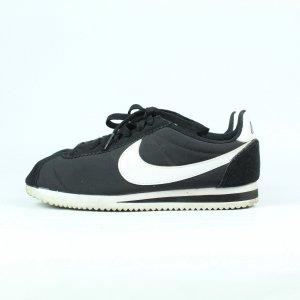NIKE Sneaker Gr. 38 schwarz weiß Modell: Cortez (20/03/004*)