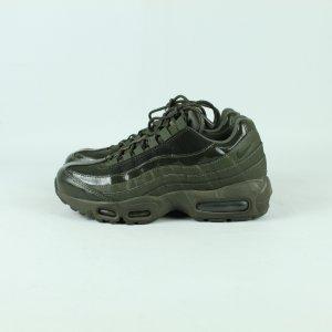 NIKE Sneaker Gr. 39 dunkelgrün Model. Air Max 95 (20/11/094*)