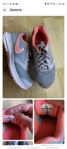 nike sneaker grau apricot 37.5