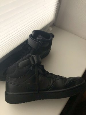 NIKE Sneaker high - black
