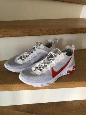 Nike Sneaker React 44 weiß