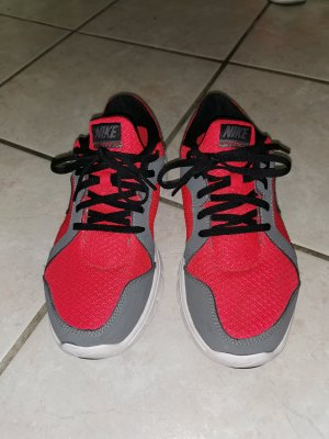 Nike Sneaker (rot/grau)