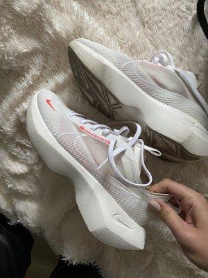 Nike Sneaker con tacco bianco-arancione scuro