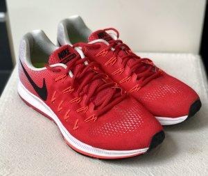 Nike Sneaker Zoom Pegasus 33 44,5 rot