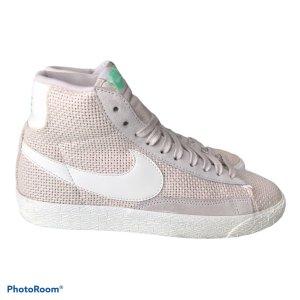 Nike Zapatillas altas crema-blanco