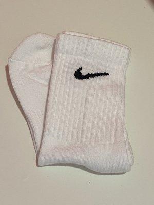 Nike Ocieplacz na nogi biały-czarny