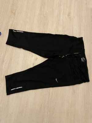 Nike Pantalon de sport noir-vert