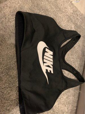 Nike Soutien-gorge noir-blanc