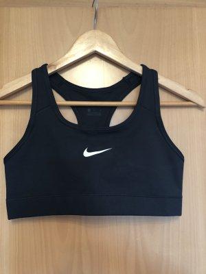 Nike Sport BH schwarz
