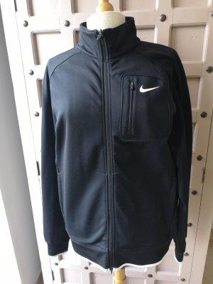 Nike Sport Jacke Gr XL Schwarz Pullover Jacke