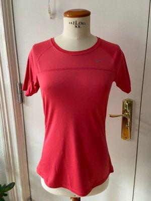 Nike Sport Shirt pink Gr.M atmungsaktiv