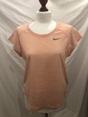 Nike Sport T-Shirt Running Apricot S 36