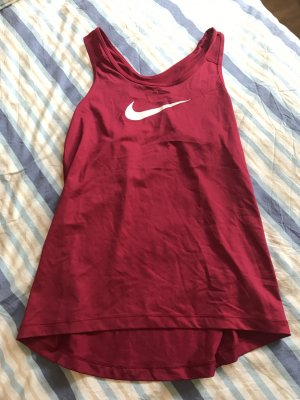 Nike Sport Top in rot