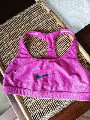 Nike SportBH pink 38