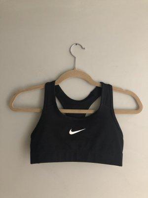 Nike Sportbh schwarz