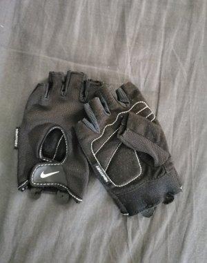 Nike Handschoenen zonder vingers zwart