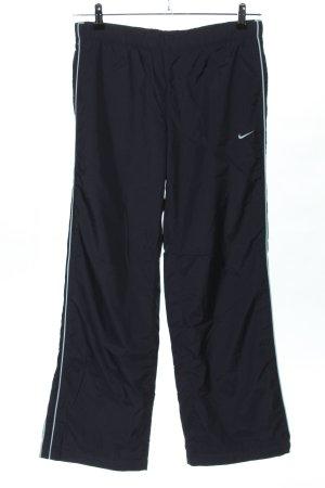 Nike Sporthose schwarz-weiß Casual-Look