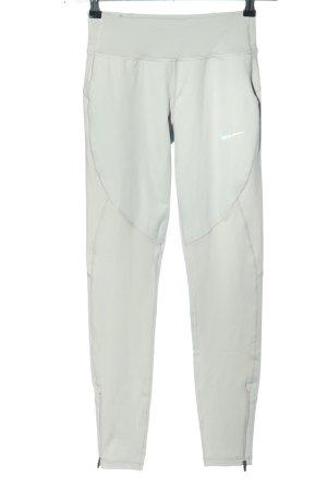 Nike Sporthose hellgrau Casual-Look
