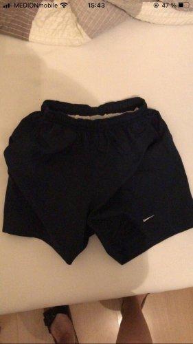 Nike Szorty sportowe ciemnoniebieski