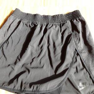 Nike, Sporthose, anthrazit, wie neu, Gr. S