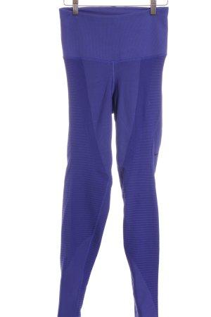 Nike Sporthose blau sportlicher Stil