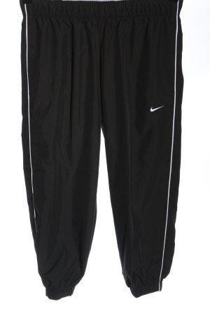 Nike Sporthose schwarz Casual-Look