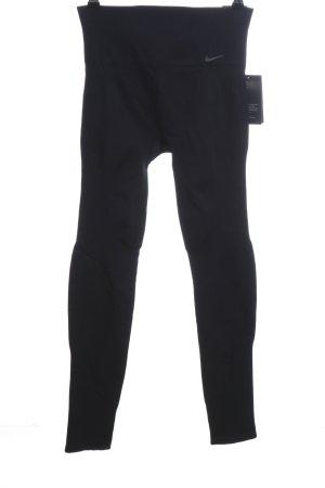 Nike Sportbroek zwart atletische stijl