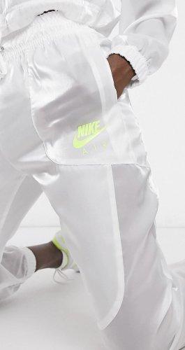 Nike Air Pantalón boyfriend blanco
