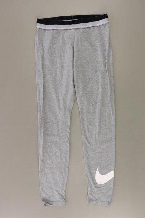 Nike Sporthose Größe M grau aus Baumwolle