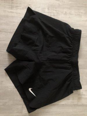 Nike Pantalone da ginnastica nero-bianco