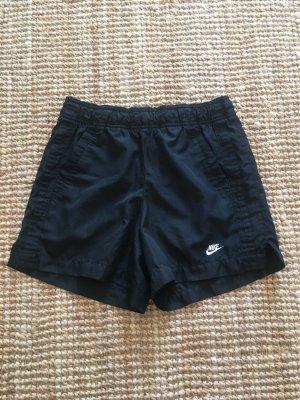 Nike Sporthose kurz XS
