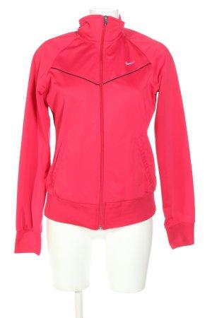 Nike Sportjacke pink Casual-Look