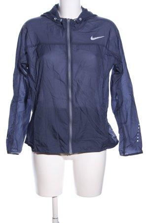 Nike Sports Jacket blue casual look