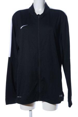 Nike Sports Jacket black casual look