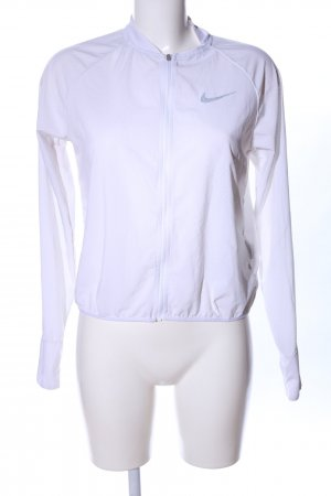 Nike Sports Jacket white casual look