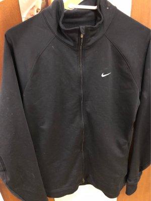 Nike Sportjacke schwarz