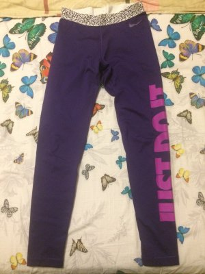 Nike Leggings dark violet