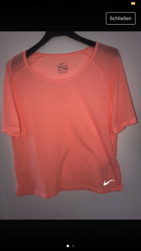 Nike Sportoberteil Neon Orange