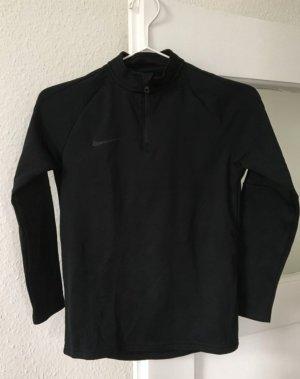 Nike Sportoberteil, schwarz
