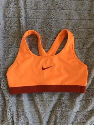Nike sports bra, size S