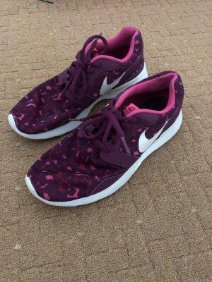 Nike Zapatilla brogue lila-rosa
