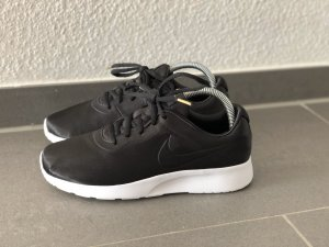 Nike Sportschuhe schwarz Sneaker NEU