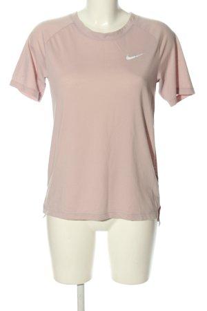 Nike Sportshirt pink sportlicher Stil
