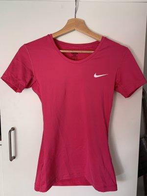 Nike Sports Shirt raspberry-red