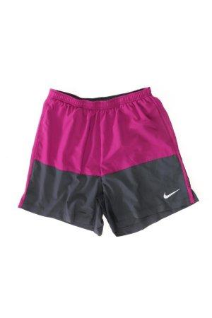 Nike Sportshorts Größe S lila aus Polyester