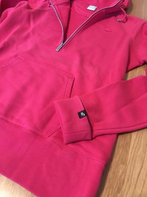 Nike Hooded Sweater pink