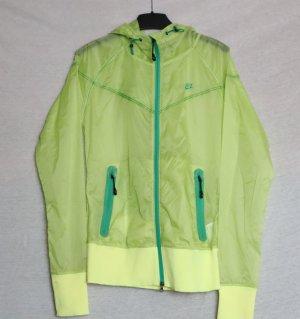Nike Sportswear Jacke transparent in neongelb