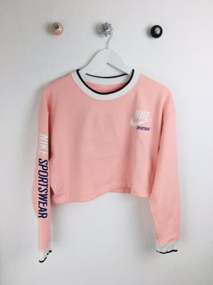 Nike Cropped Jumper multicolored
