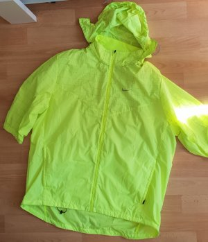 Nike Sportswear Windrunner Jacke neon