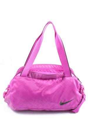 Nike Sporttasche pink Casual-Look